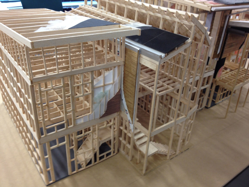 Architectual Models James Willis
